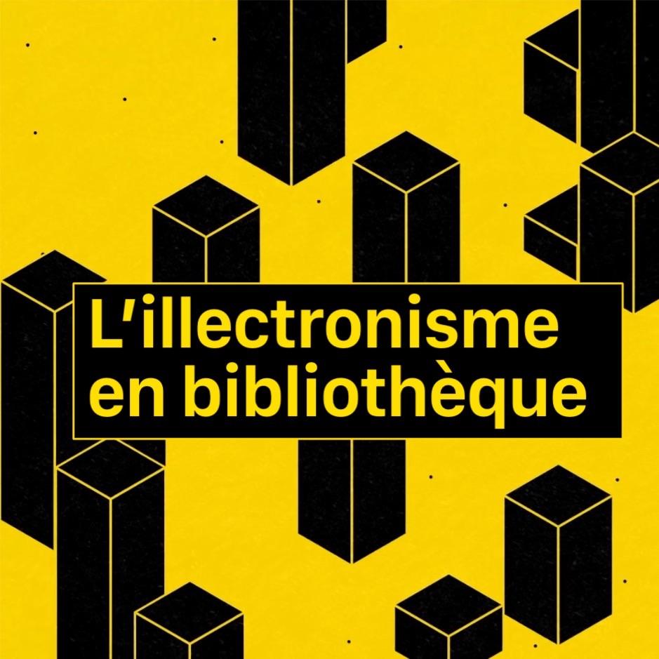 Conférence l'illectronisme en bibliothèque 2020 Nicolas Bariteau