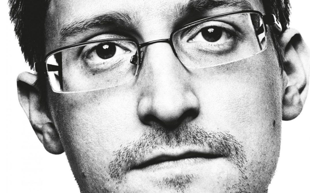 Edward Snowden – Mémoires Vives