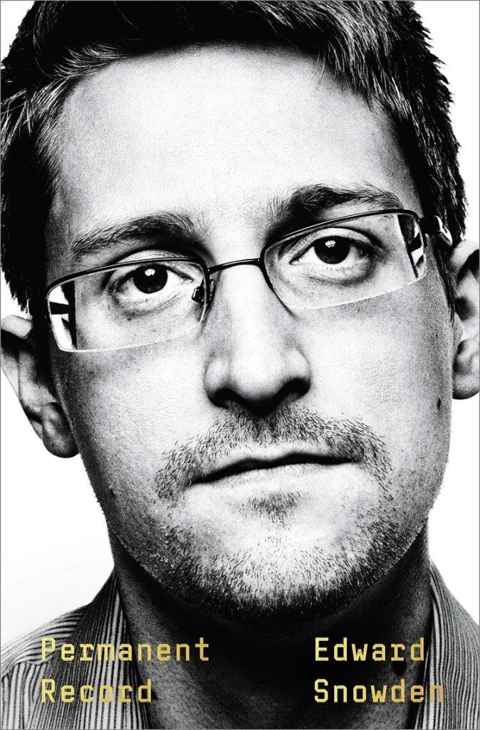 Edward Snowden livre autobiographie Permanent Record
