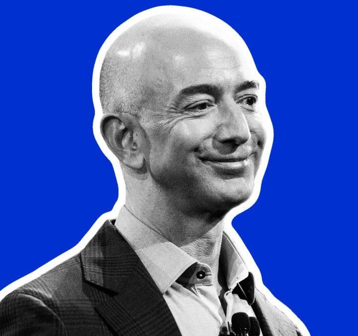 Jeff Bezos, Fondateur d'Amazon