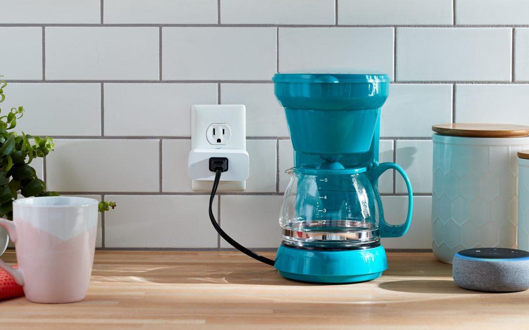 Amazon Alexa maison connectée