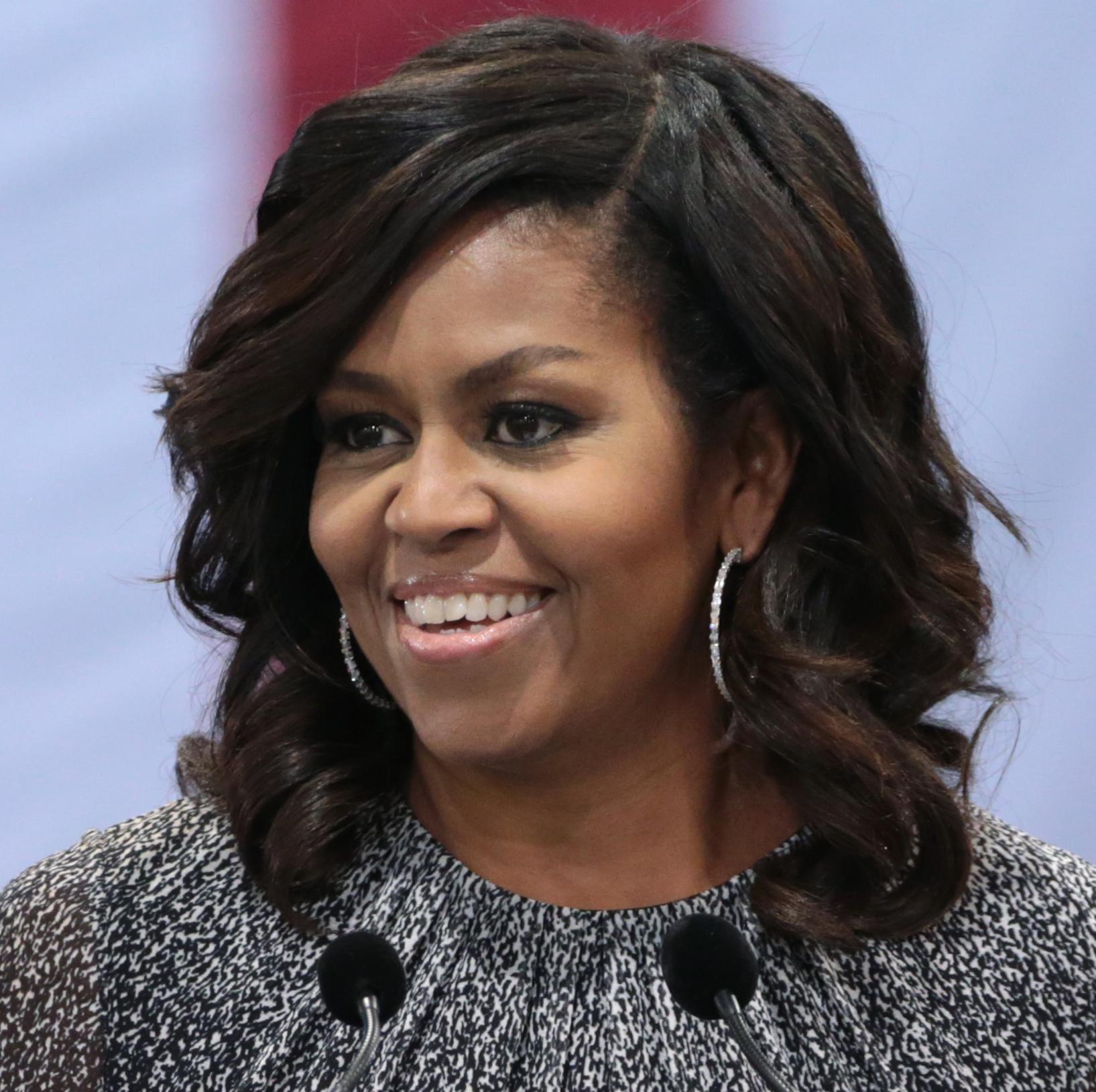 Michelle Obama performance