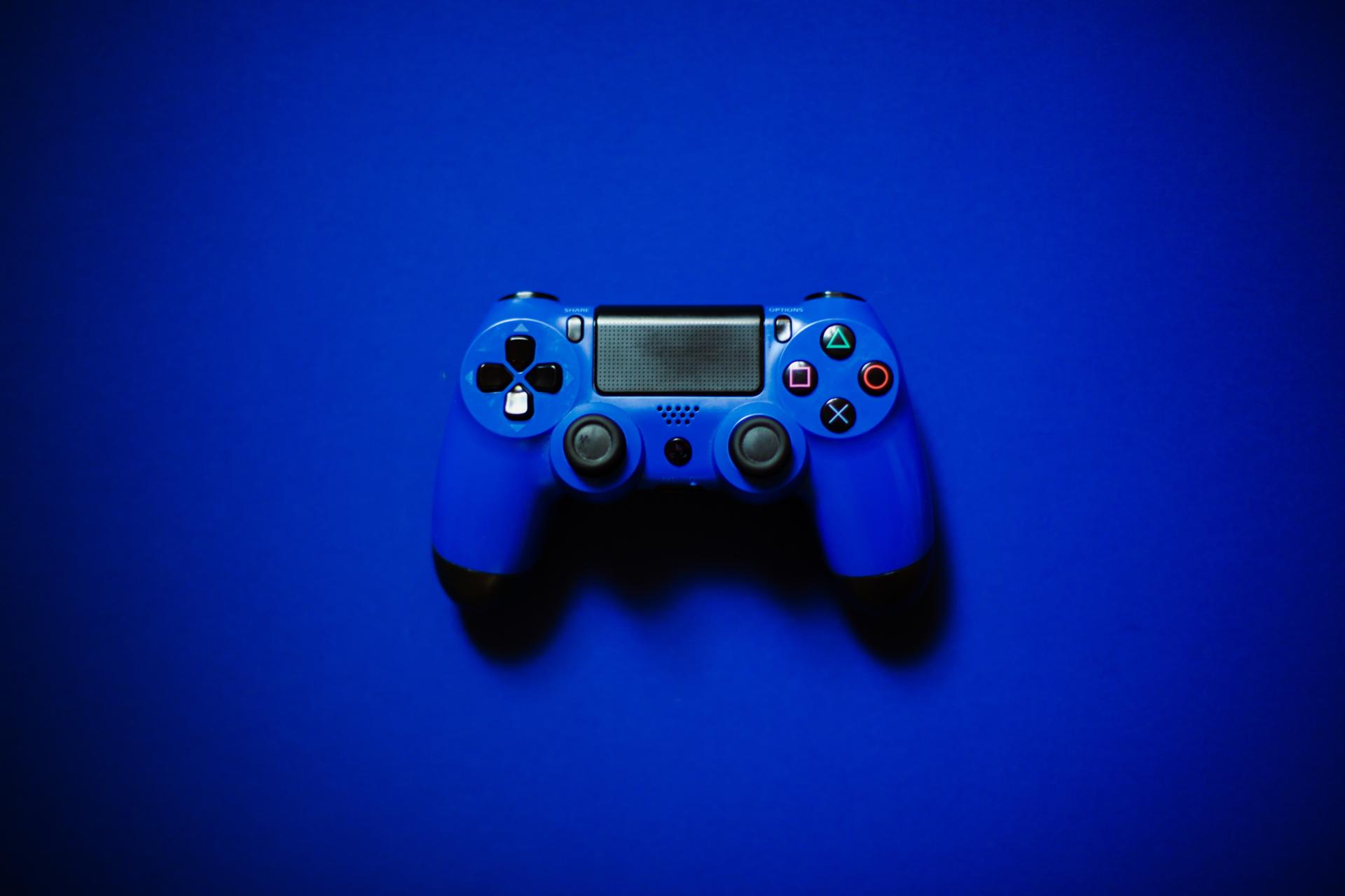 manette de jeu vidéo console PS4 génération Z