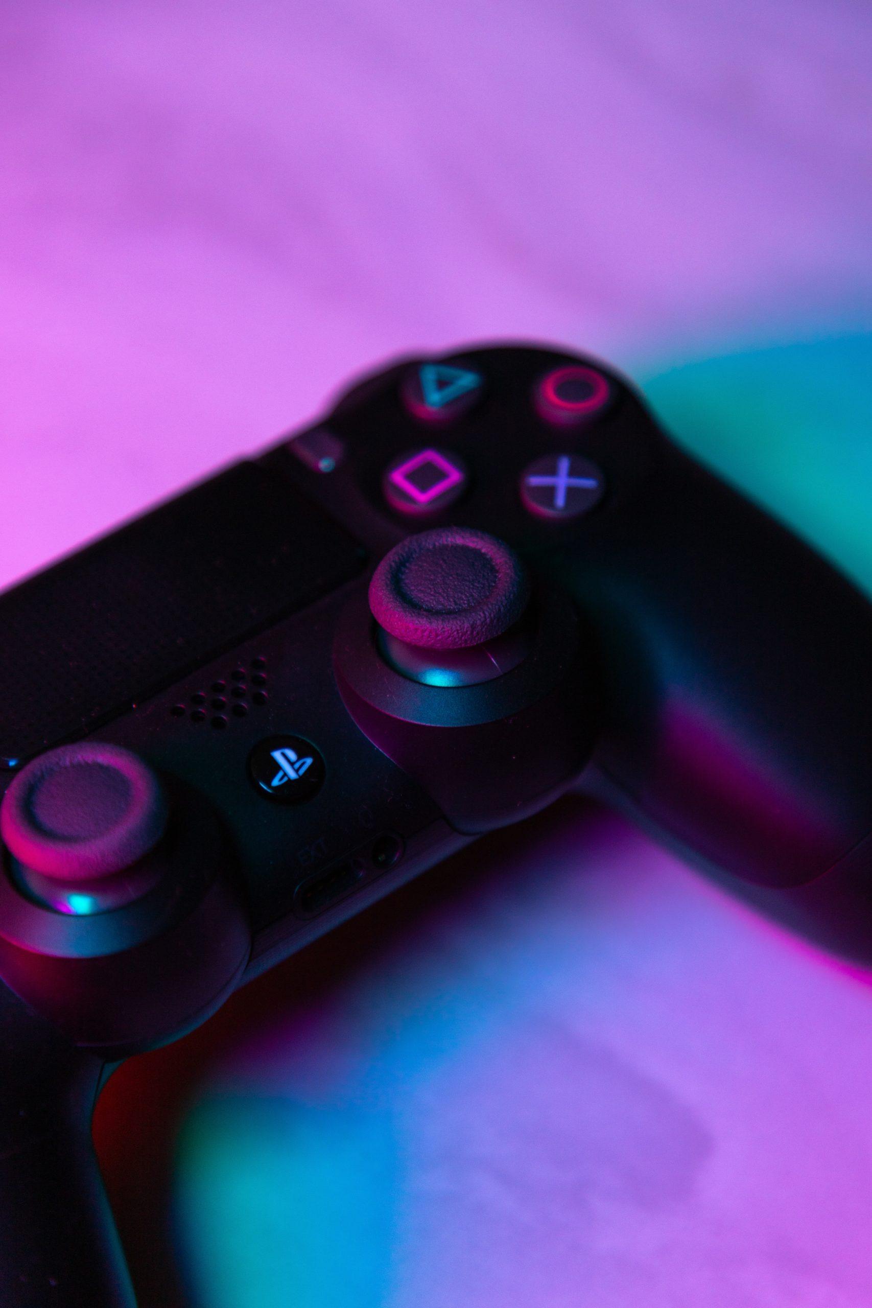 manette de jeu vidéo PS4